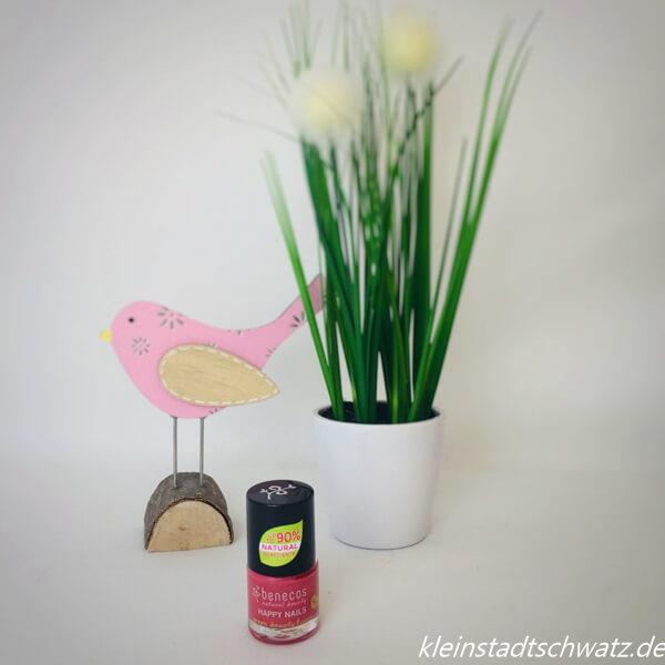 Benecos Nagellack Flamingo
