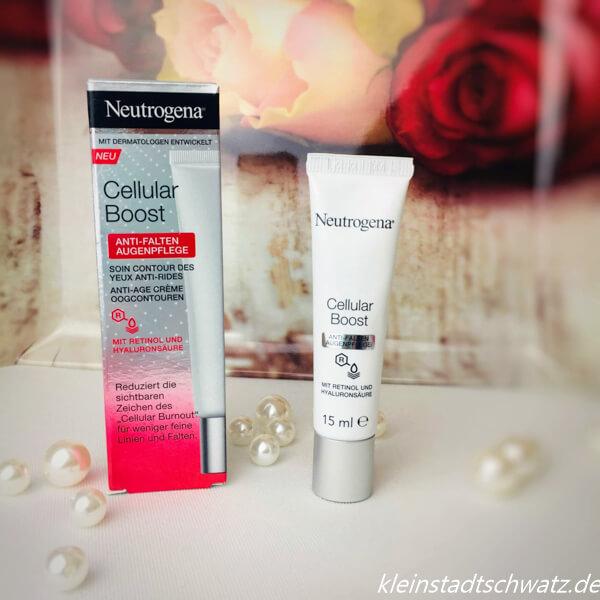 Neutrogena® Cellular Boost Augenpflege