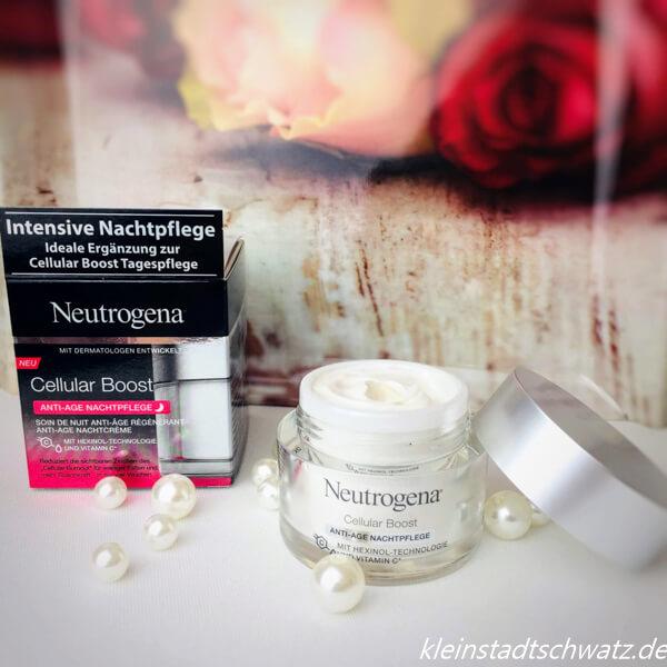Neutrogena® Cellular Boost Nachtpflege