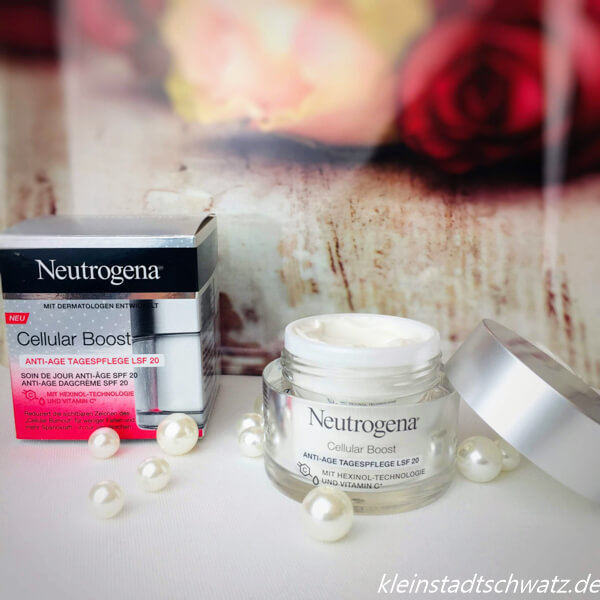 Neutrogena Cellular Boost Tagespflege