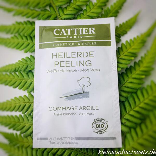 Cattier Heilerde Peeling