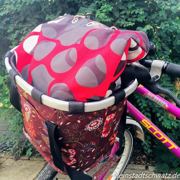 Reisenthel Bikebasket mit Shopper XL