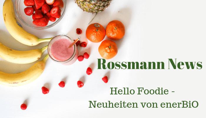 Rossmann Foodie Beitragsbild