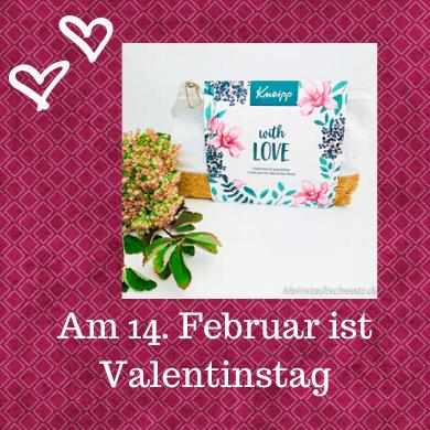 Valentistagsangebote bei Kneipp