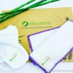 eltrovema Reinigungstücher aus Bambus Viskose