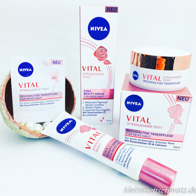 NIVEA VITAL Strahlender Teint Testpaket Inhalt