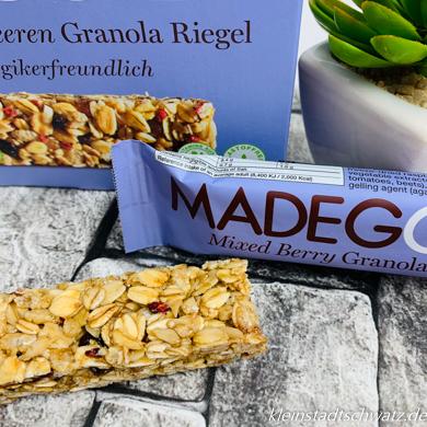 MadeGood Müsliriegel Mixed Berry