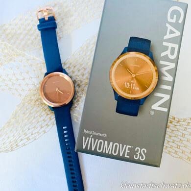Garmin Vivomove 3S mit Umverpackung
