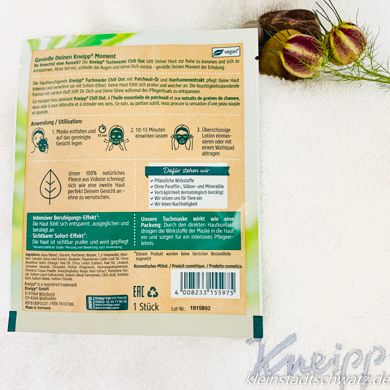 Kneipp-Chill-Out-Tuchmaske-Rückseite-der-Verpackung