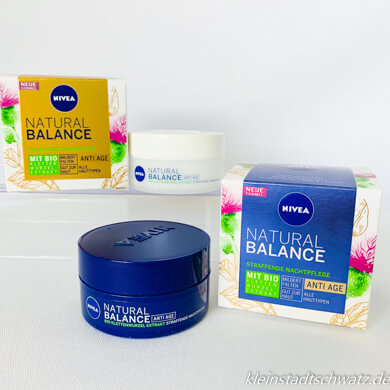 NIVEA Natural Balance Anti Age Pflege