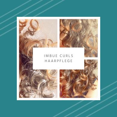 Schöne Locken mit der Lockenpflege von Imbue Curls