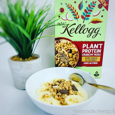 Kellogg Plant Protein Müsli