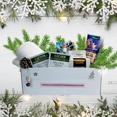 Geschenkidee Karton voller Wellness von Kneipp