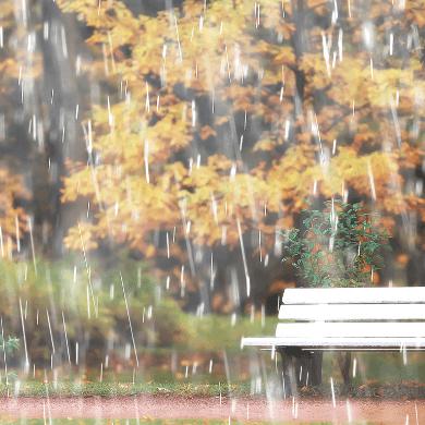 Gehwol Regenzeit - der Duft nach Regen