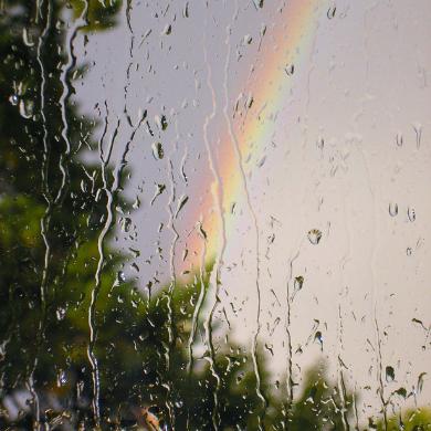 Gehwol Regenzeit - Regenbogen