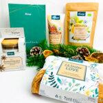 Inhalt Weihnachtspäckchen von Kneipp