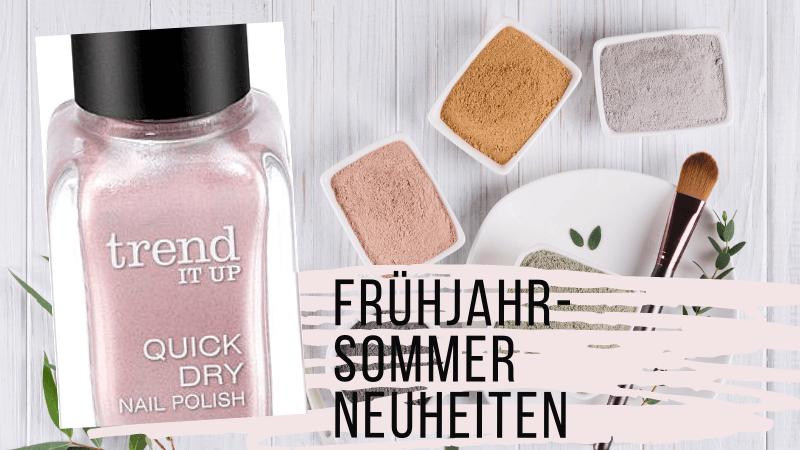 Die Frühjahr/Sommer Neuheiten 2021 von trend IT UP - Nägel ...